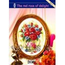 The red rose of delight